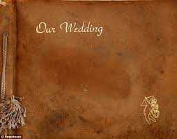 Wedding Album Covers Joy Of Couple Married In 1952 After Wedding Album Missing For 61