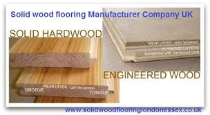 how engineered wood flooring is different from solid wood flooring