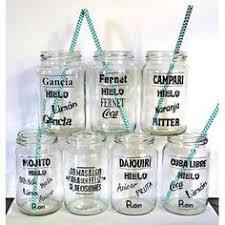 imagenes suvenir para casamiento con frascos de mermelada frasco personalizado frases tragos drinks souvenirs 15 años vasos
