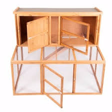 Rabbit Hutch For Multiple Rabbits Hawthorne Lodge Single Hutch And Double Run For Rabbits And Guinea