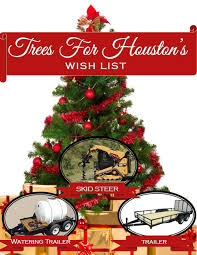 donate trees and equipment u2014 trees for houston