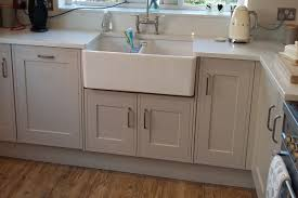 Taupe Kitchen Cabinets Sheraton Edwardian Painted Kitchen Wirral Liverpool