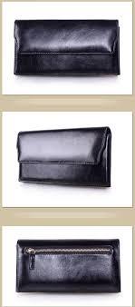 design european luxury money clip wallets genuine leather