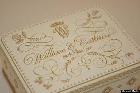 wedding cake kate middleton kate middleton and prince william wedding cake slice up for