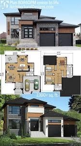 modern house plans tyree minecraft kariboo hahnow