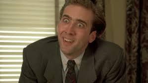 Nicolas Cage Face Meme - the craziest nicolas cage performances