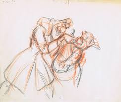 captain hook and smee by frank thomas via deja view animation