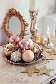Rose Gold Home Decor by Loving A Rose Gold Christmas B Lovely Events