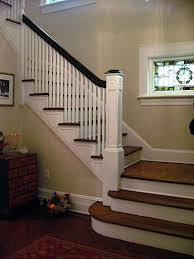 Best Paint For Stair Banisters 12 Best Halls And Stairs Images On Pinterest Stairs Staircase