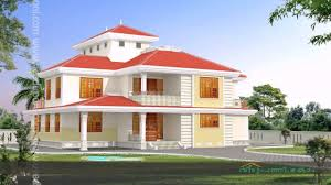 kerala style house plans with courtyard youtube