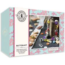 kirstie allsopp button jewellery making kit hobbycraft