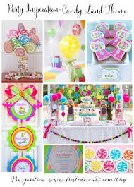 party inspiration candy land theme party party pinterest