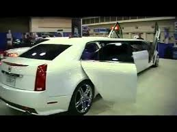 cadillac cts limo cts v style mp4