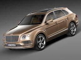 bentley bentayga 2016 2015 car model