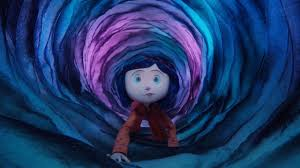 3d Photo Coraline Netflix