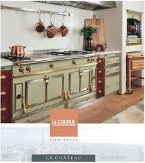 La Cornue Kitchen Designs by La Cornue Chateau 165 With Matching Cabinetry Ebay