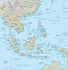 China On A Map Indonesia U0027s New Defense Deals Geocurrents