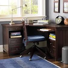 Small Pine Corner Desk Teen Desks U0026 Chairs Pbteen