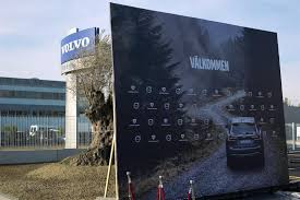 volvo corporate headquarters volvo official launching ceremony in albania nord association