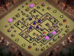 Coc Maps Bases U0026 Strategies I Jack Sparrow Coc