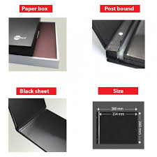 photo album with adhesive pages buy new stick on photo album vinyl cover with window 15 x 10