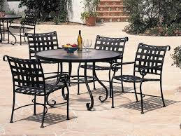 Woodard Patio Furniture - woodard ramsgate aluminum dining set ramds