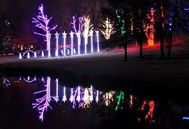 winter walk of lights nova parks