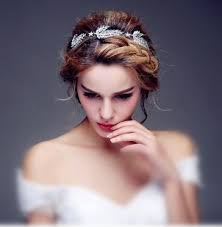 bijoux tete mariage coiffure de mariage les bijoux de tête