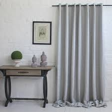 Light Gray Curtains by Ready Made Curtains Biggie Best