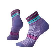smartwool phd ski light pattern socks women s phd outdoor ultra light pattern mini socks