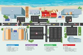 Map Of Panama City Beach Florida by Seahaven Kids Club