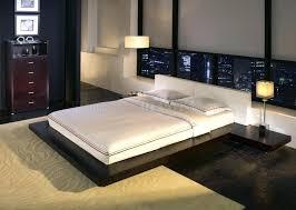 Low Profile Bed Frame King Low Platform Bed Frame Contemporary Platform Bed Holidaysale Club