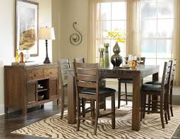 modern and stylish counter height dining tables u2013 home decor