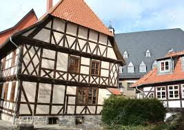 Crooked House Crooked House In Wernigerode Stock Photo Picture And Royalty Free