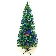 Fibre Optic Slim Christmas Trees - 5 best artificial christmas trees nov 2017 bestreviews