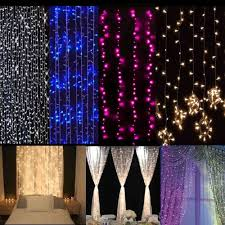 Curtain Fairy Lights by Mambate Ebay Stores