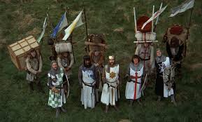 rated or dated monty python and the holy grail standard issue