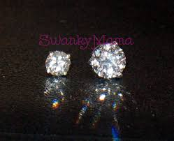 martini diamond what is a good carat weight for diamond studs purseforum