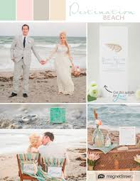 carefree beach wedding inspirationtruly engaging wedding blog