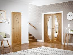 Oak Interior Doors Salerno Oak Door