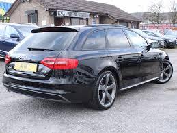 audi a4 avant automatic audi a4 avant 2 0 tdi 150 black edition automatic 5dr for sale