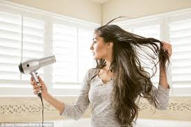 lesson plan for teaching how to blowdry hair how to do a professional blowout at home daily mail online
