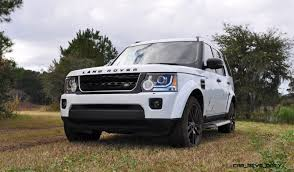 land rover lr4 off road accessories hd road test review 2016 land rover lr4 hse black pack