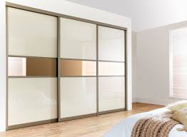 Frosted Glass Closet Sliding Doors Bedroom Ceiling To Floor Glass Frosted Closet Sliding Doors As