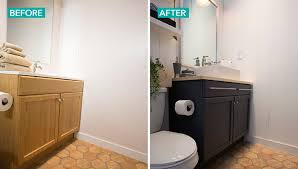 builder grade builder grade bath updates wall planks