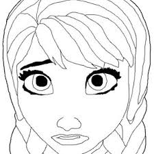 picture princess anna coloring pages picture princess anna