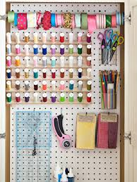 31 pegboard ideas for your craft room pegboard craft room diy