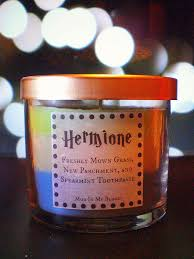 themed candles harry potter themed candles capture the magical scents of the