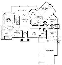 House Floor Plans Single Story 20 Best Ranch U0026 Single Story Floorplans Images On Pinterest