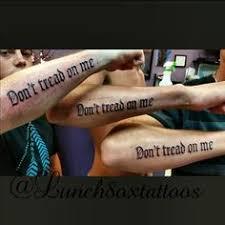 Don T Tread On Me Tattoo Ideas 20 Don U0027t Tread On Me Tattoo Designs Tattoo Designs Tattoo And